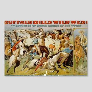 buffalo bill cody Postcards (Package of 8)