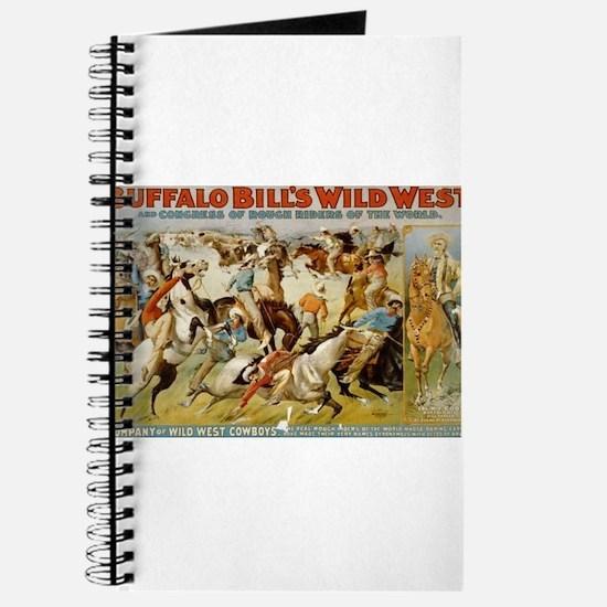 buffalo bill cody Journal