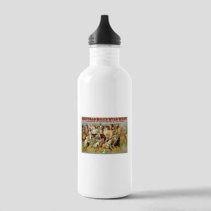 buffalo bill cody Water Bottle