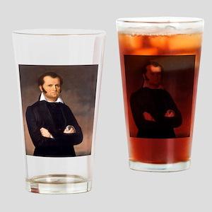jim bowie Drinking Glass