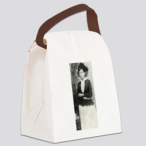 belle starr Canvas Lunch Bag