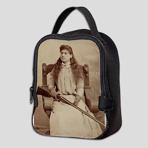 annie oakley Neoprene Lunch Bag