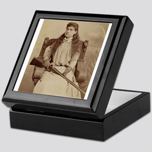 annie oakley Keepsake Box
