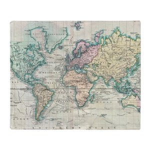 World map blankets cafepress gumiabroncs Images