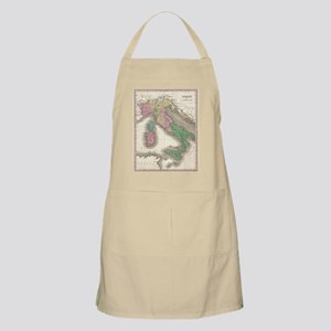 Vintage Map of Italy (1827) Apron