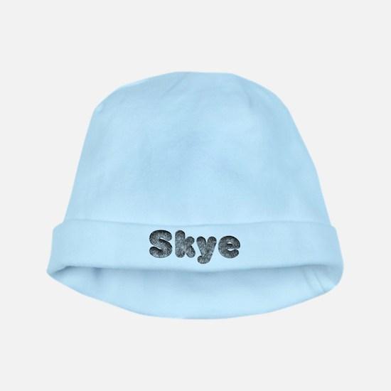 Skye Wolf baby hat