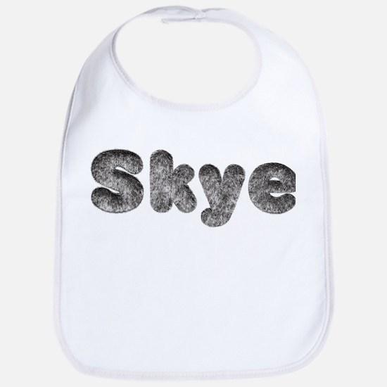 Skye Wolf Bib