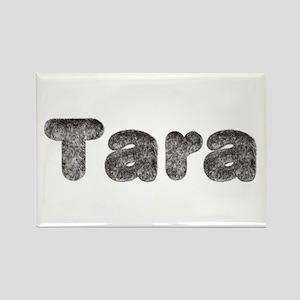 Tara Wolf Rectangle Magnet