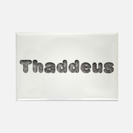 Thaddeus Wolf Rectangle Magnet