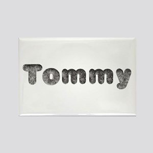 Tommy Wolf Rectangle Magnet