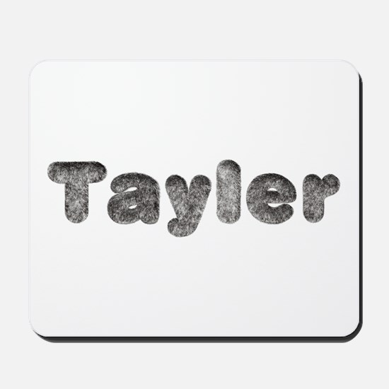 Tayler Wolf Mousepad