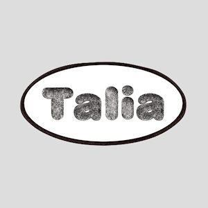 Talia Wolf Patch