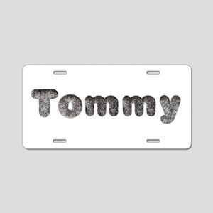 Tommy Wolf Aluminum License Plate