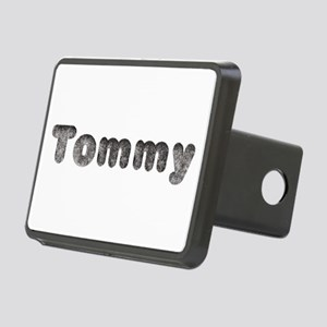 Tommy Wolf Rectangular Hitch Cover