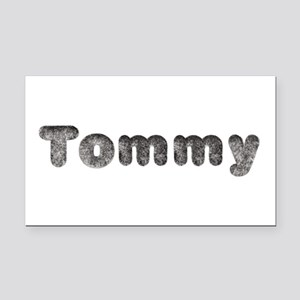 Tommy Wolf Rectangular Car Magnet