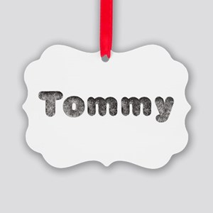 Tommy Wolf Picture Ornament