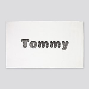 Tommy Wolf 3'x 5' Area Rug