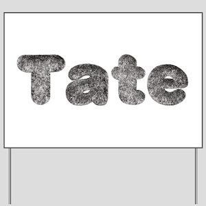 Tate Wolf Yard Sign