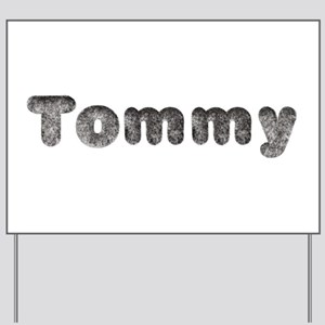 Tommy Wolf Yard Sign