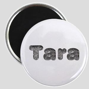 Tara Wolf Round Magnet