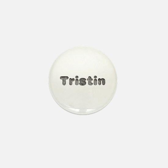 Tristin Wolf Mini Button