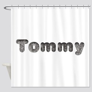 Tommy Wolf Shower Curtain