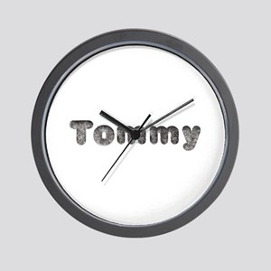 Tommy Wolf Wall Clock