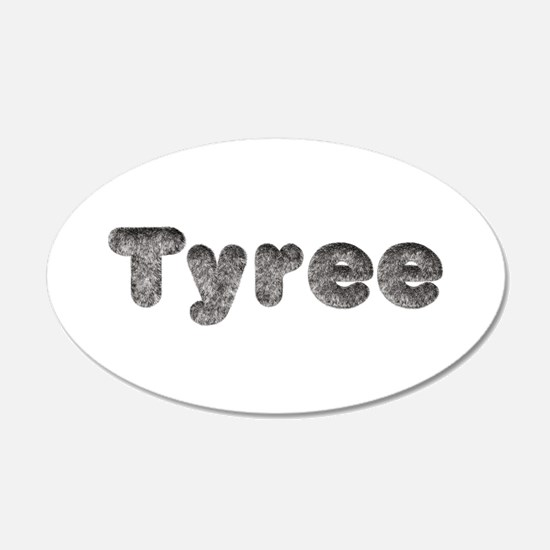 Tyree Wolf Wall Decal