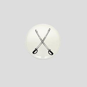 Sabres Mini Button