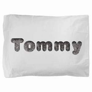 Tommy Wolf Pillow Sham