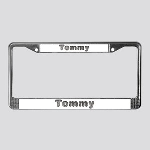 Tommy Wolf License Plate Frame