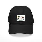Duck Hunter Black Cap