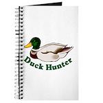 Duck Hunter Journal