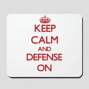 Defense Mousepad
