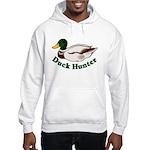 Duck Hunter Hooded Sweatshirt