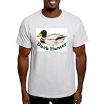 Duck Hunter Ash Grey T-Shirt