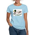 Duck Hunter Women's Pink T-Shirt