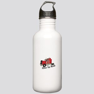 Over The Road Water Bottle