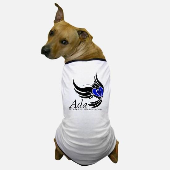 Ada Mascot Logo Dog T-Shirt