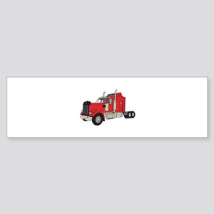 Kenworth Tractor Bumper Sticker