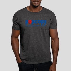 Resden Pop Copy Humor Dark T-Shirt