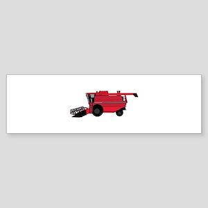 Case 2188 Combine Bumper Sticker
