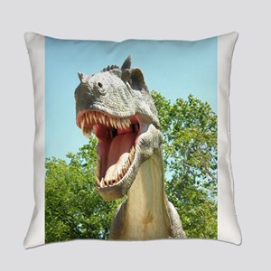 Dinosaurs T-Rex Everyday Pillow