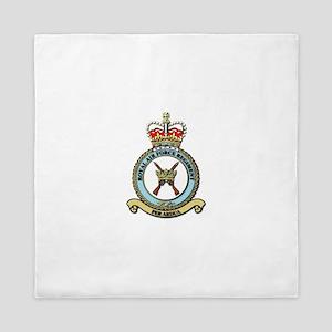 Royal Air Force Regt wOut Text Queen Duvet