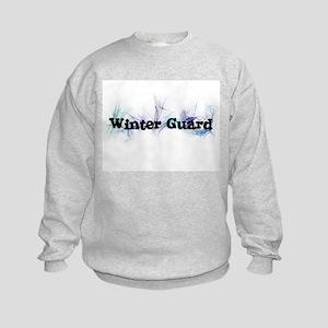 Winter Guard Kids Sweatshirt