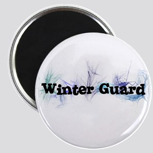 Winter Guard Magnet