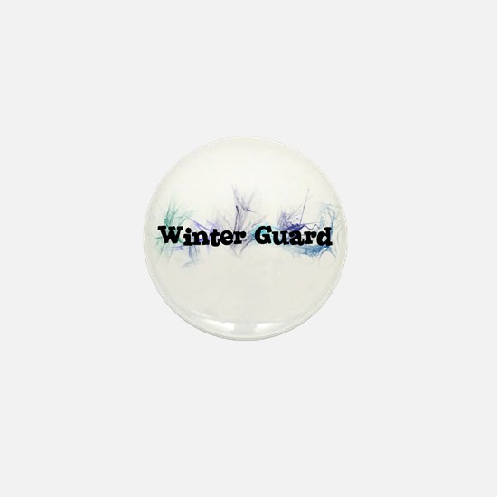 Winter Guard Mini Button