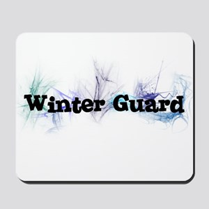 Winter Guard Mousepad