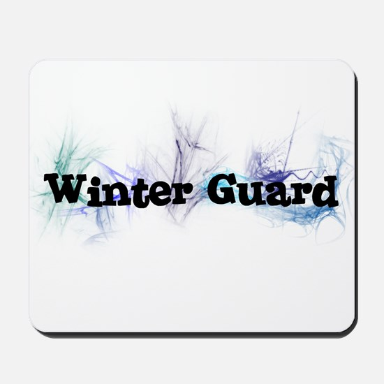 Winter Guard Mousepad