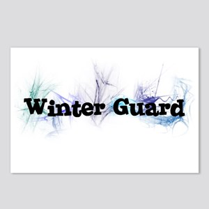 Winter Guard Postcards (Package of 8)
